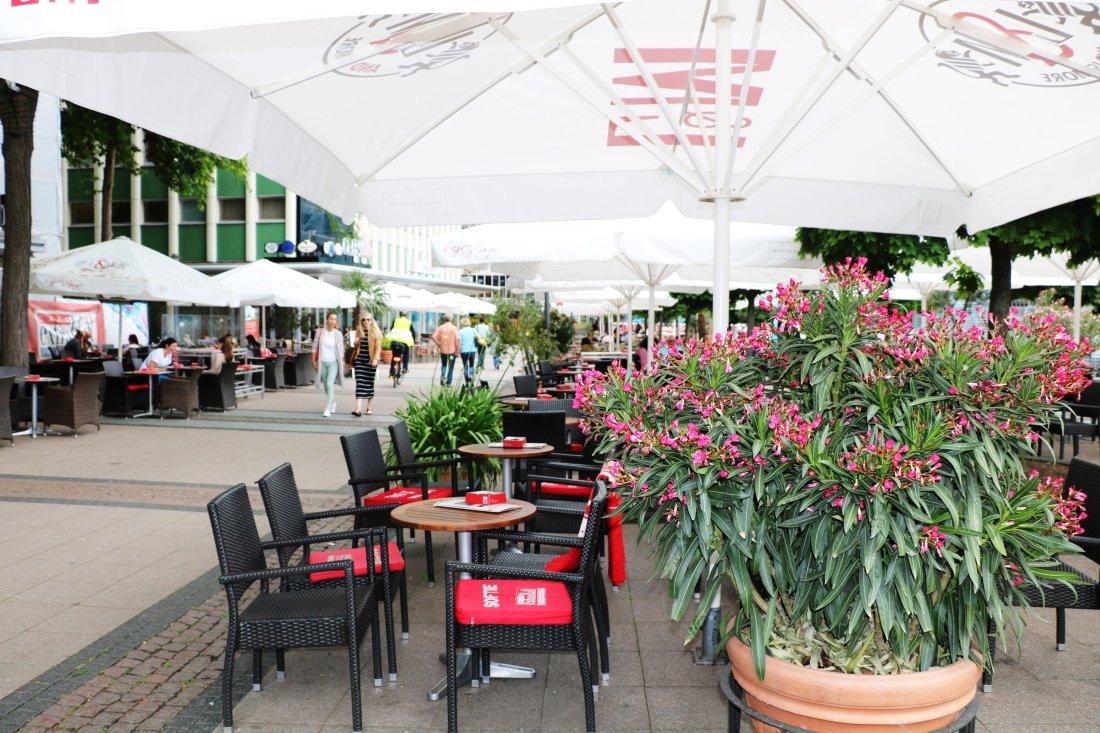 Ruhrgebiet heute gastronomie