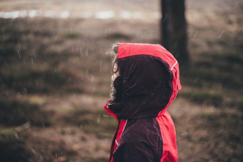 Irland Packliste Irland Regenjacke
