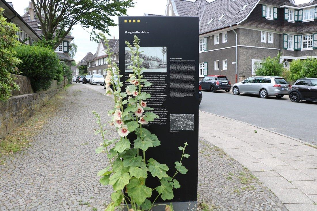 Ruhrgebiet heute Marharethenhöhe