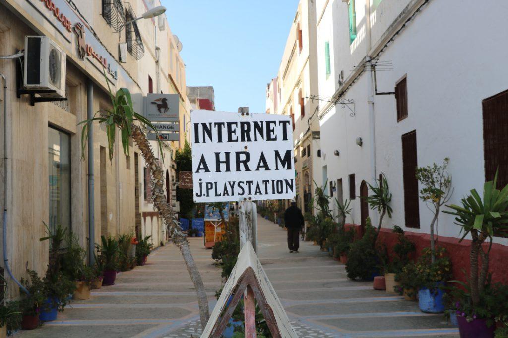 Asilah in Marokko