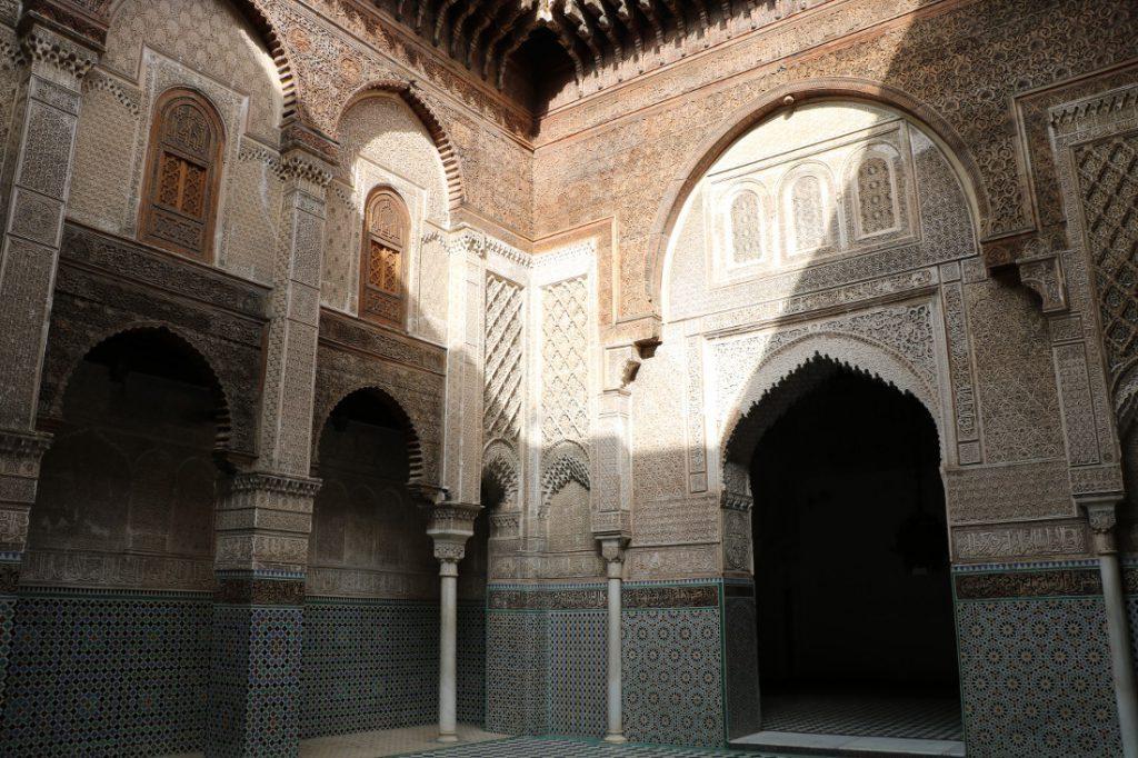 Marokko Merkmale