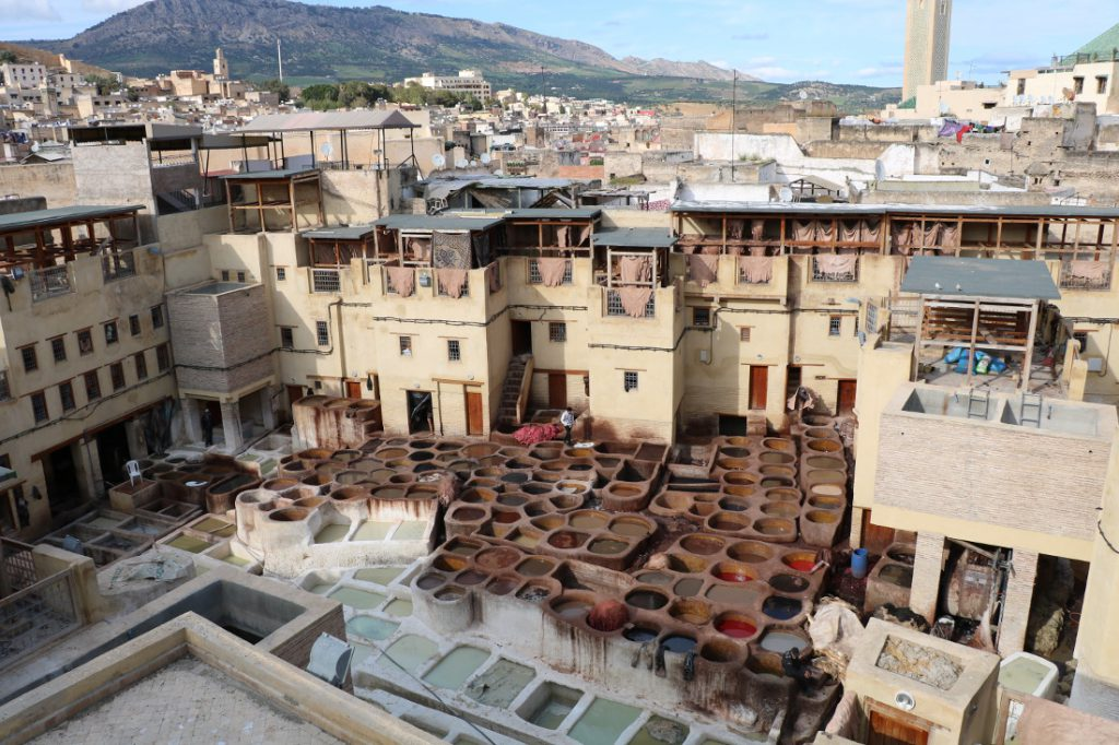 Marokko Merkmale Handwerk