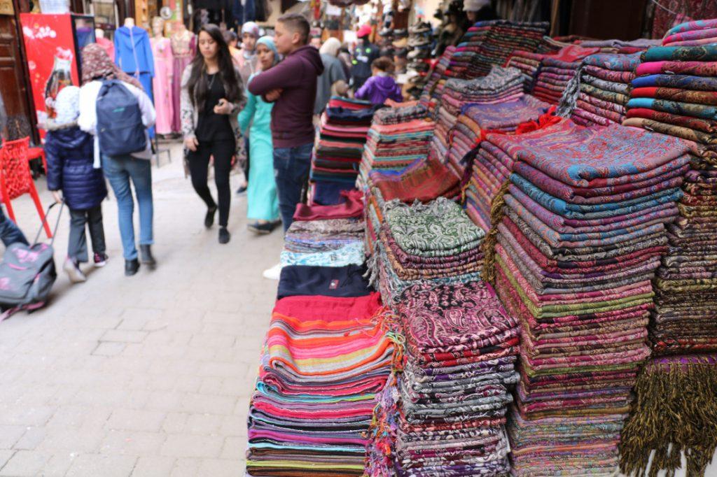 Marokko Merkmale Kleidung