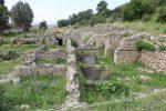 Die Ruine Lixus in Marokko