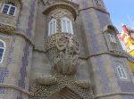 Sintra Pena Castle Verzierung