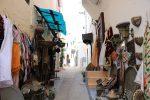 Medina von Tanger mit Geschäften