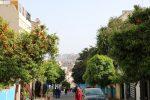 Tanger Ausblick Straße