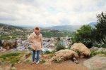 Marokko Chefchaouen Ausblick