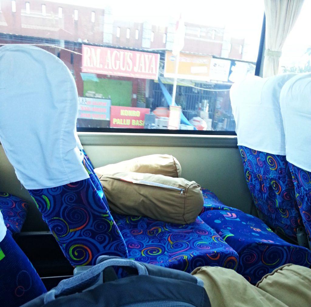 Typisch Indonesien Bussitze