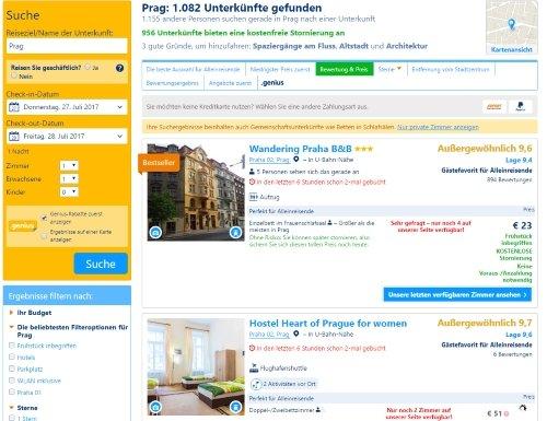 Die besten Webseiten zum Reisen und für die Reiseplanung