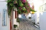 Kykladen Inselhopping Paros Pariklia und Naoussa