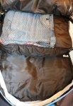 Reisen mit Handgepäck Rucksack Packliste