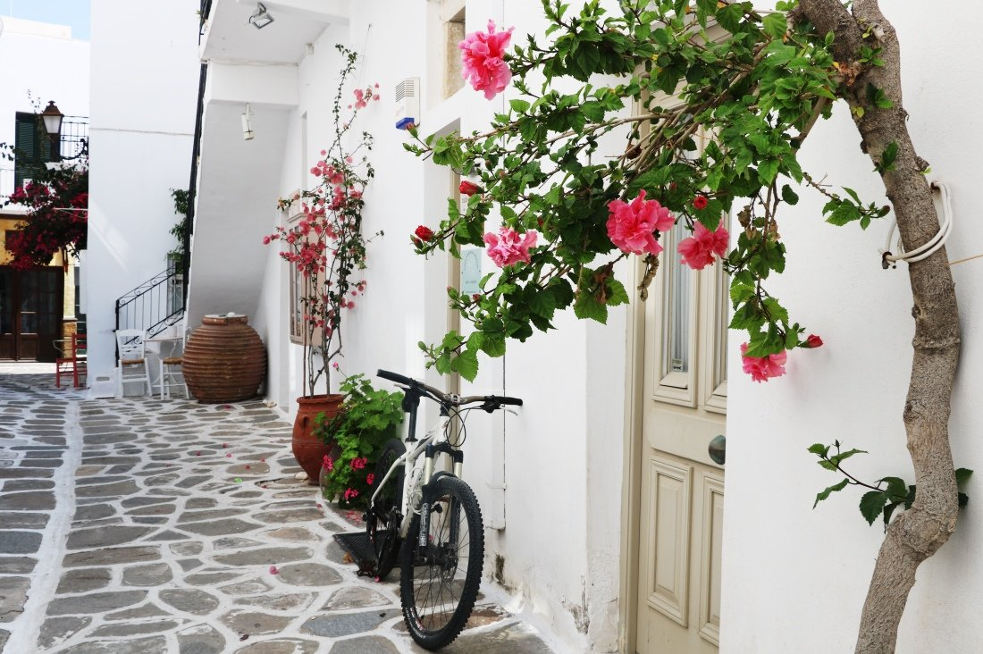 Griechenland Inselhopping Fortbewegung
