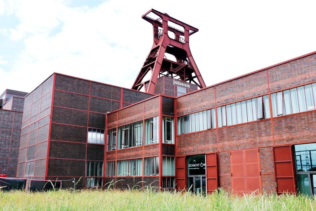 Kultur Tipps für Essen Zeche Zollverein