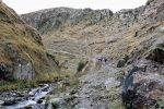 Wanderung Gergeti Trinity Church und Gergeti Gletscher