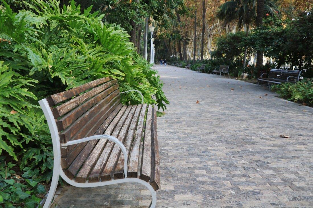 Parque de Malaga To do Malaga Andalusien