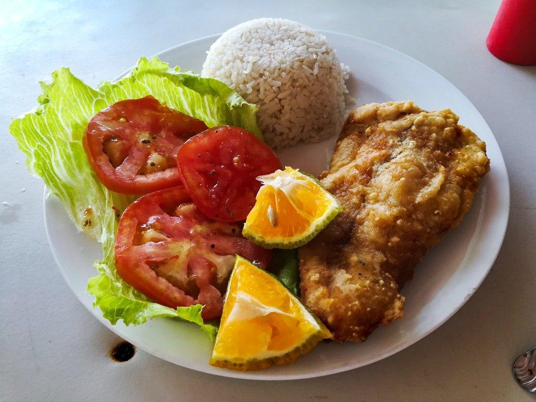 Essen Panama Verpflegung