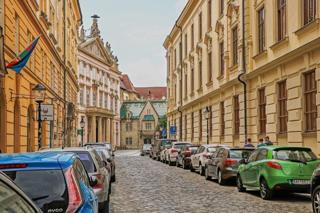 Bratislava Tipps Bratislava Altstadt