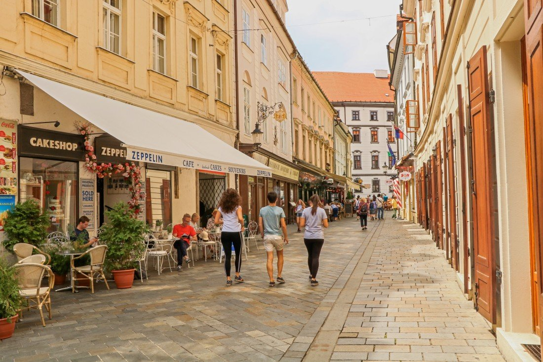Bratislava Tipps Bratislava Cafés