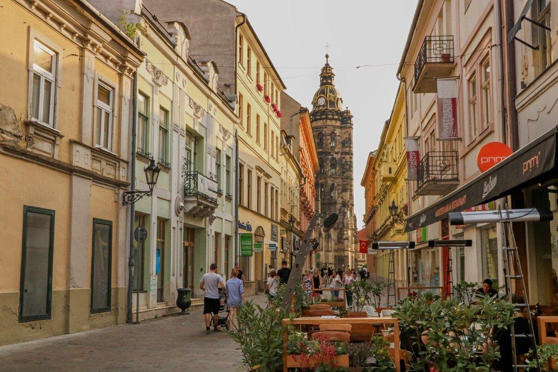 Kosice Slowakei Reise