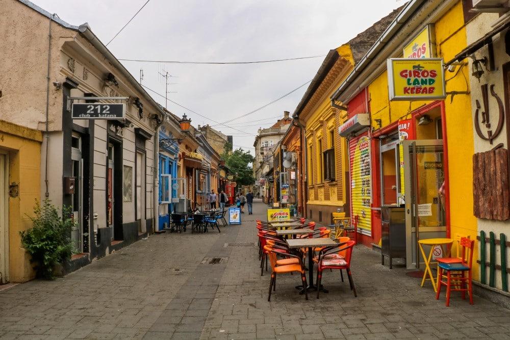 Novi Sad Altstadt Novi Sad Kulturhauptstadt
