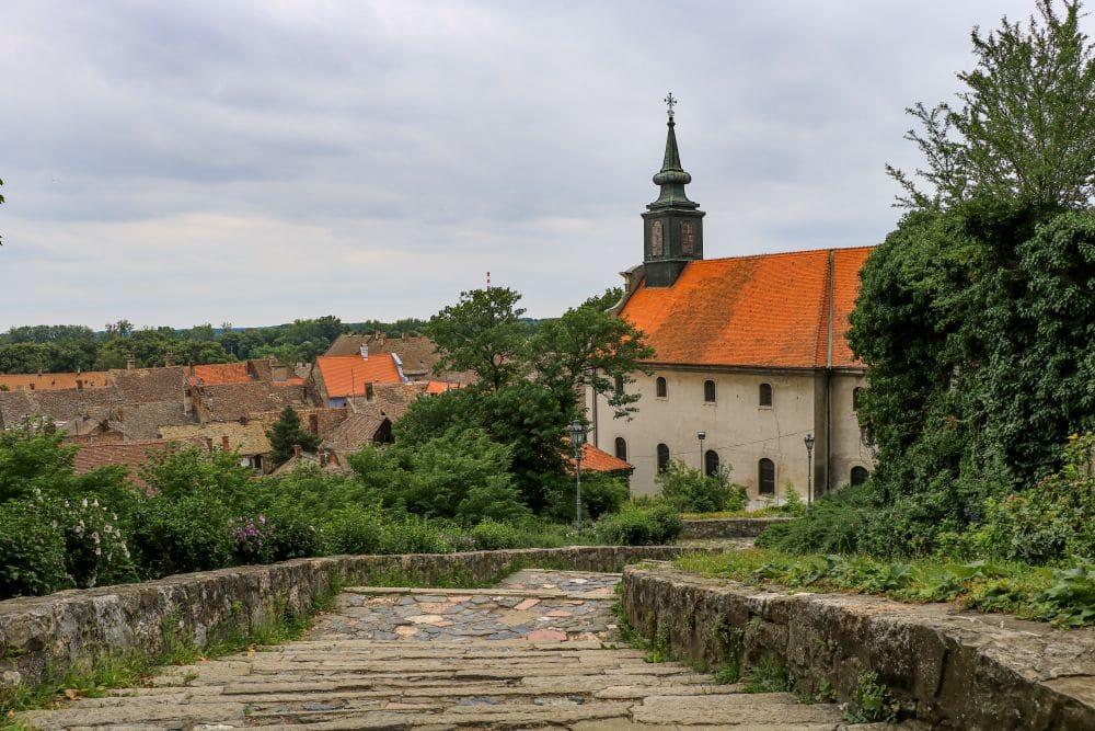 Novi Sad Kulturhauptstadt Festung