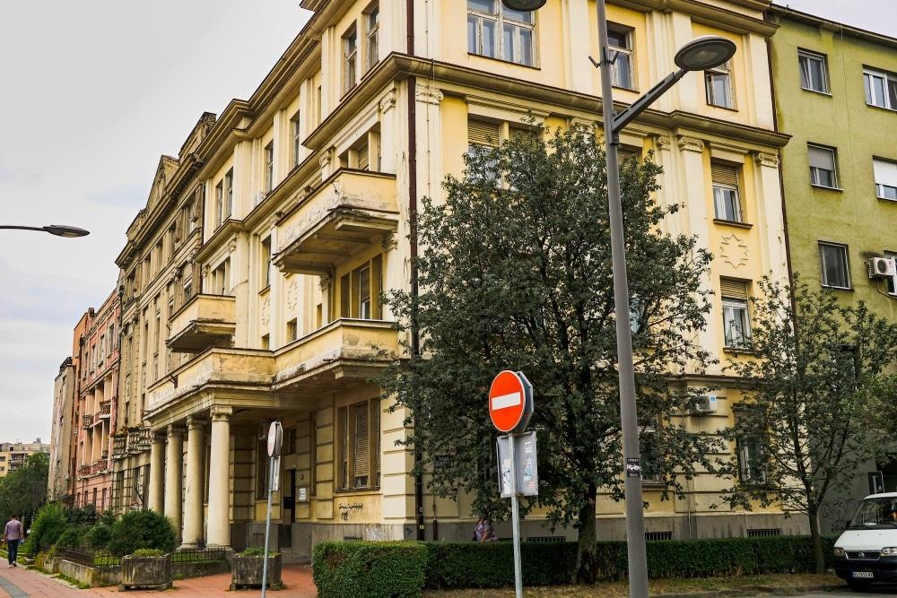 Novi Sad Kulturhauptstadt Architektur
