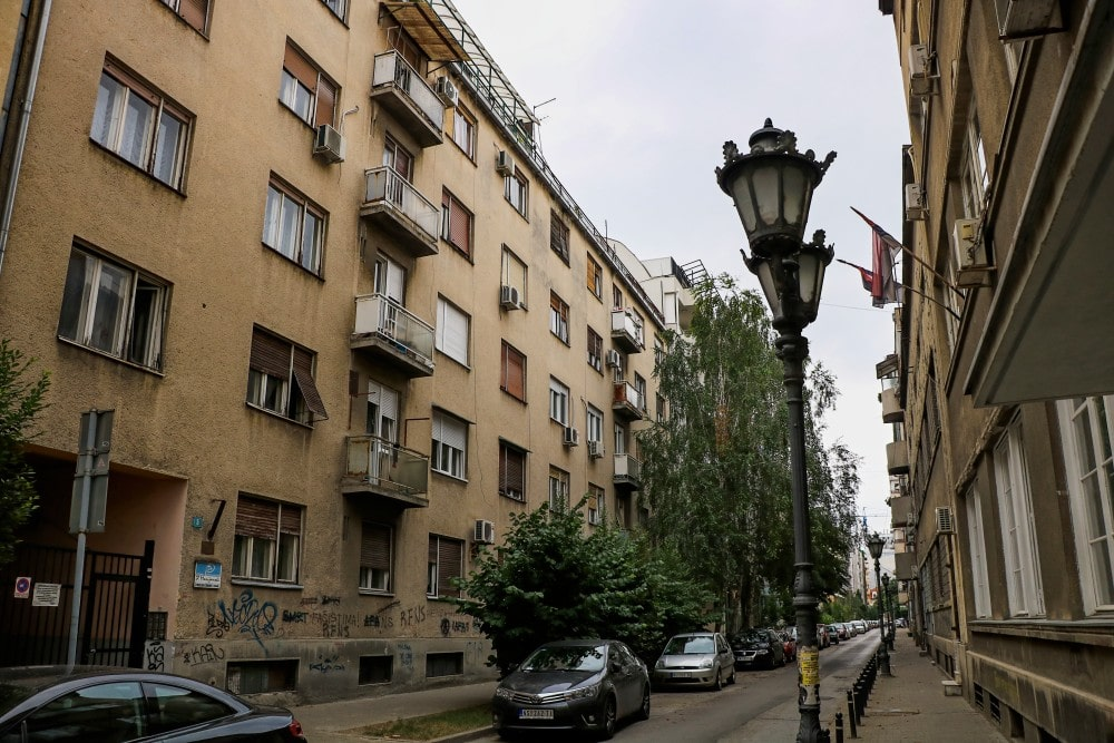 Novi Sad Kulturhauptstadt Tristesse