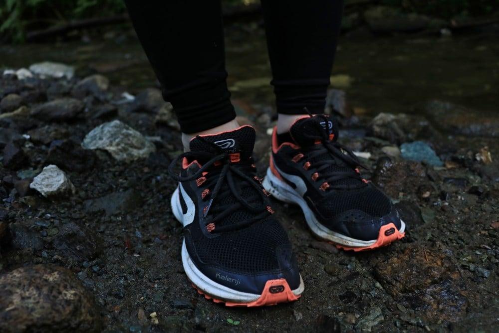 Tara Nationalpark Wanderung Schuhe