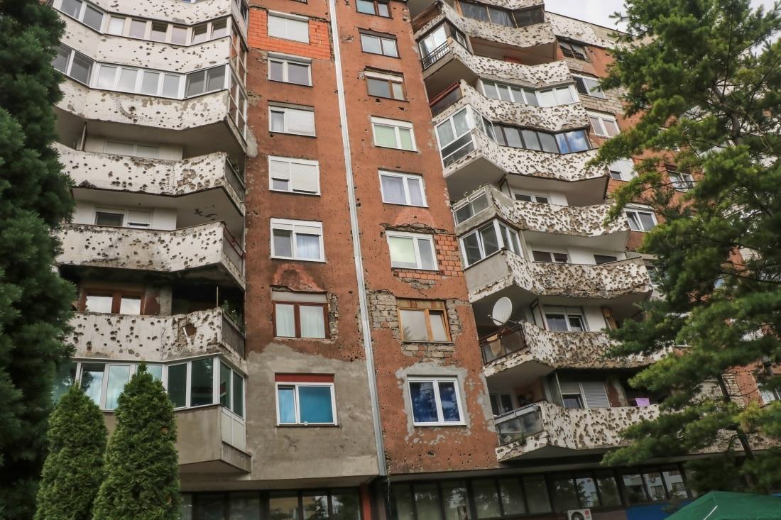 Sarajewo Bosnien Herzegowina Krieg Jugoslawien Balkan