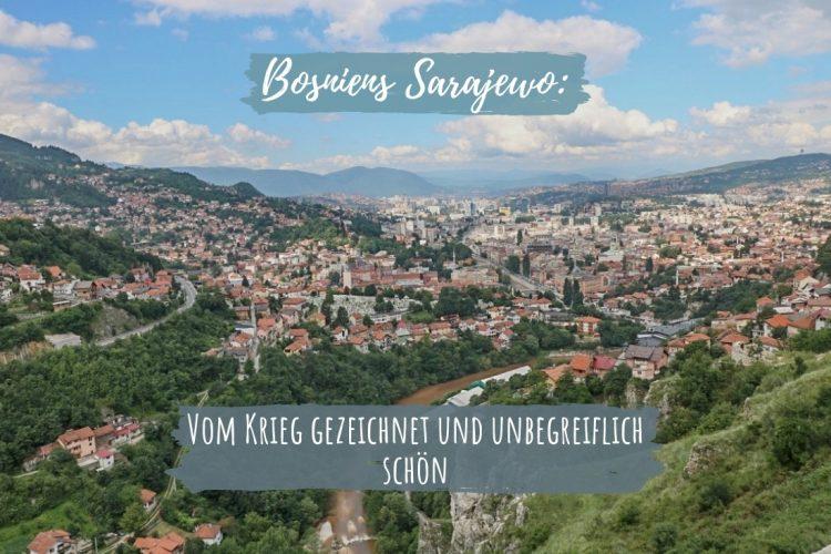 Sarajewo Bosnien Herzegowina