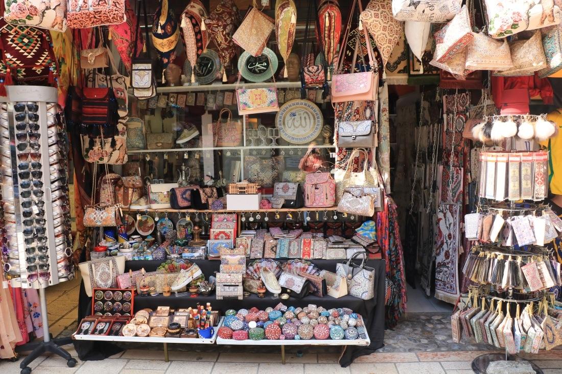 Bosnien Sarajevo Innenstadt orientalisch